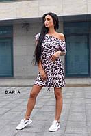 Повседневное летнее платье, фото 1