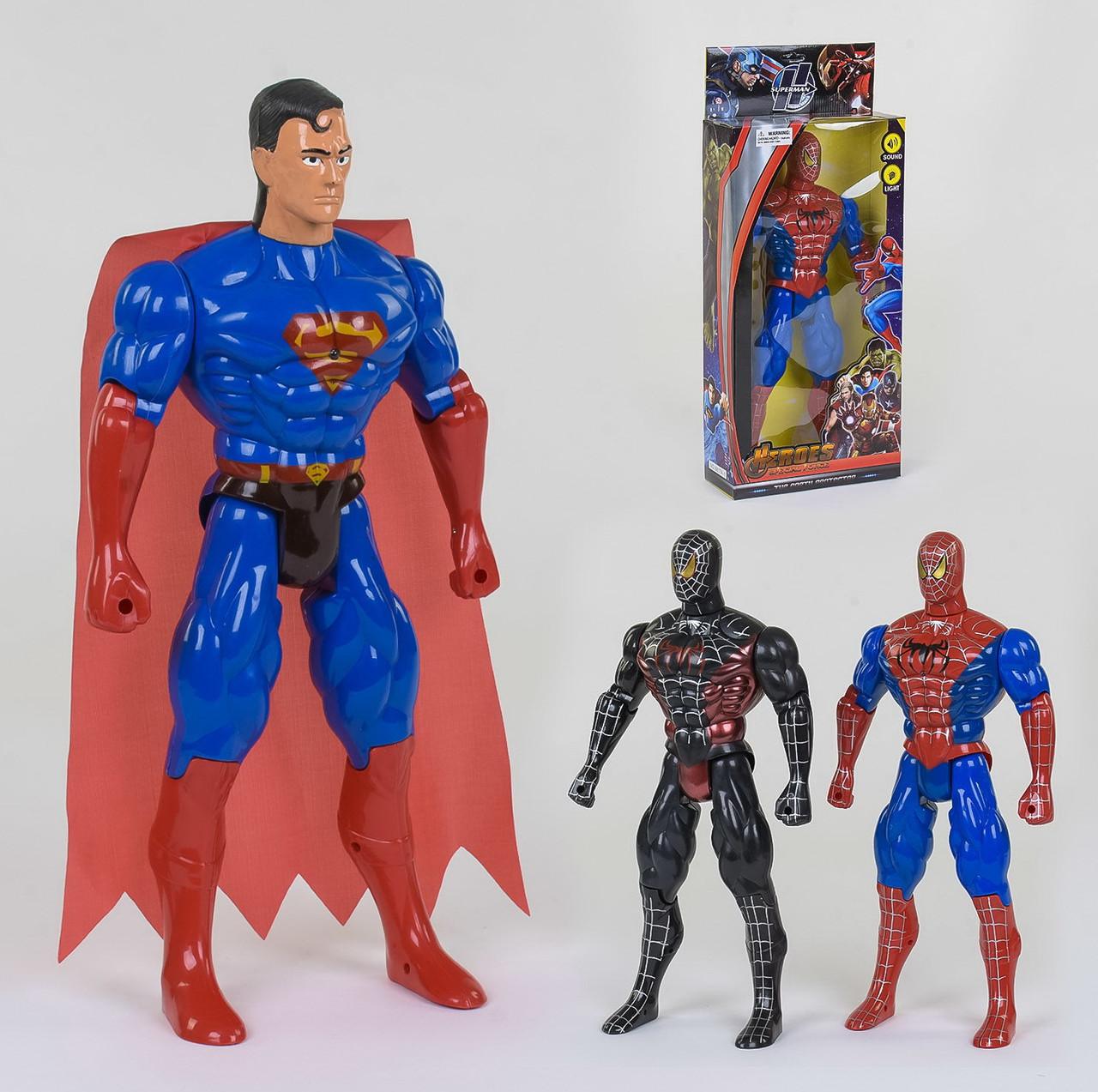 Фигурка супер - героя человек Marvel SuperMan