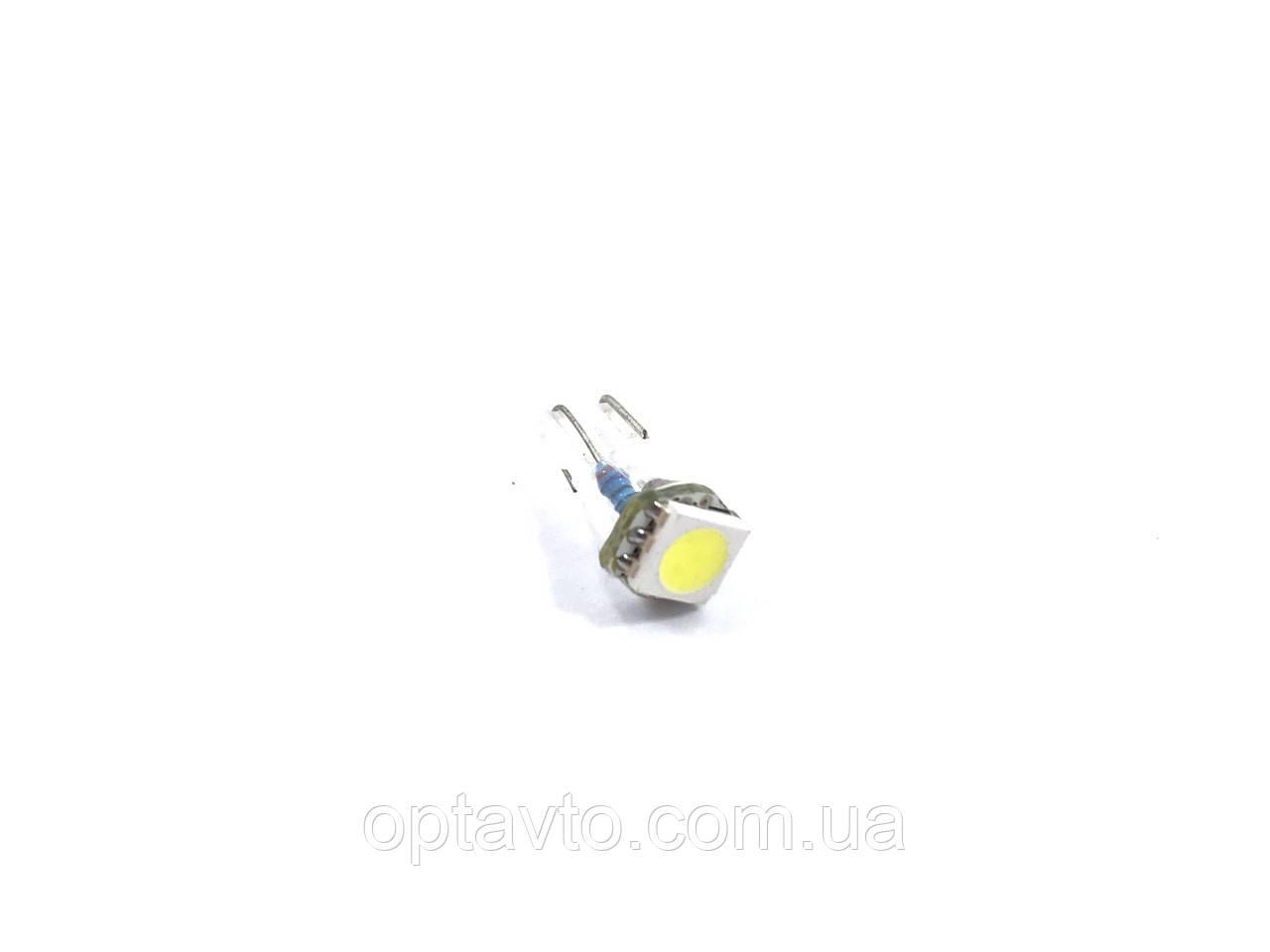Лампа диодная для передних габаритов и освещения приборной панели