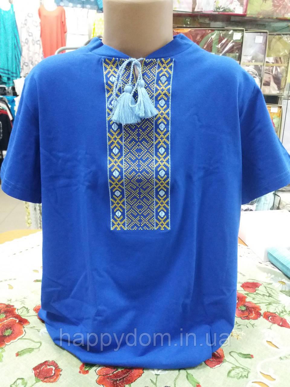 Вышиванки детские мальчик футболка