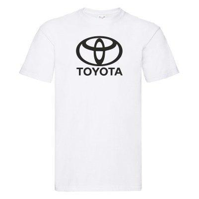 "Мужская футболка с надписью ""Тoyota (Тойота)"" Push IT"