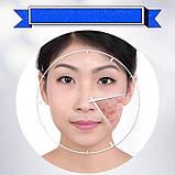Пенка для умывания проблемной кожи BioAqua Pure Skin Anti Acne-light Print & Cleanser, 100 мл, фото 5