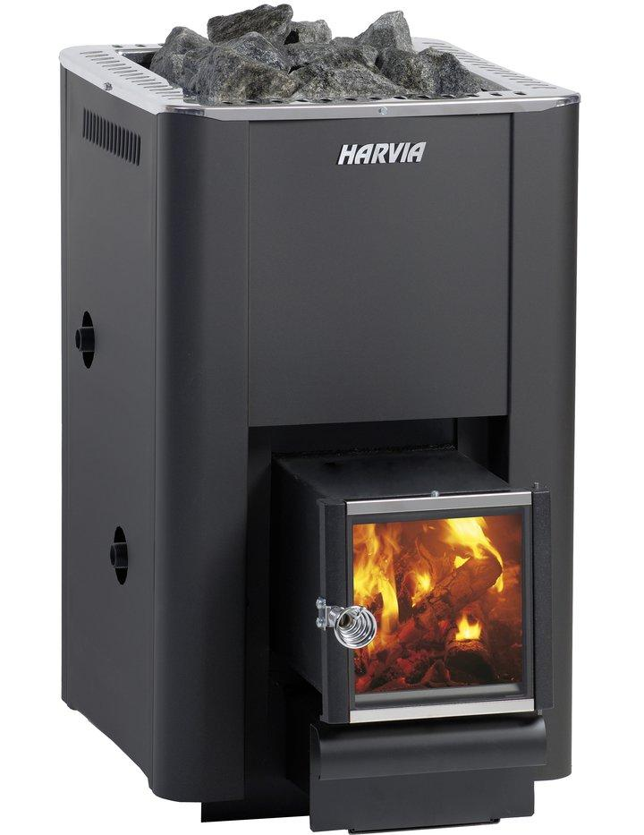 Дровяная печь для сауны и бани Harvia 20 SL Boiler