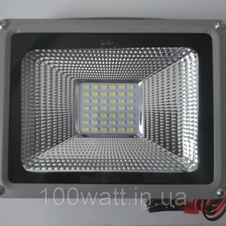 Прожектор светодиодный SMD 12V LED 20W 6400К 12 вольт ST74-2