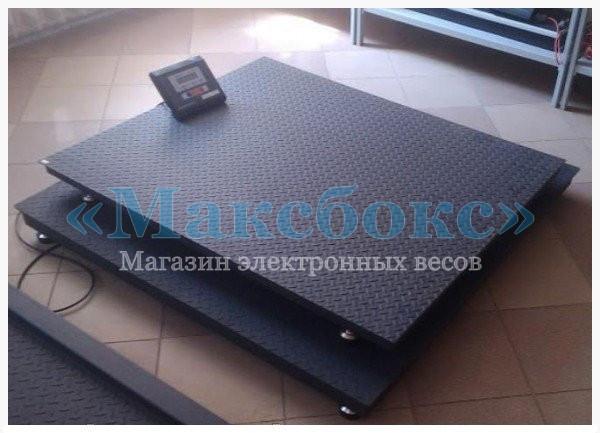 Ваги платформні до 1 тонни ВН-1000-4 Промприлад