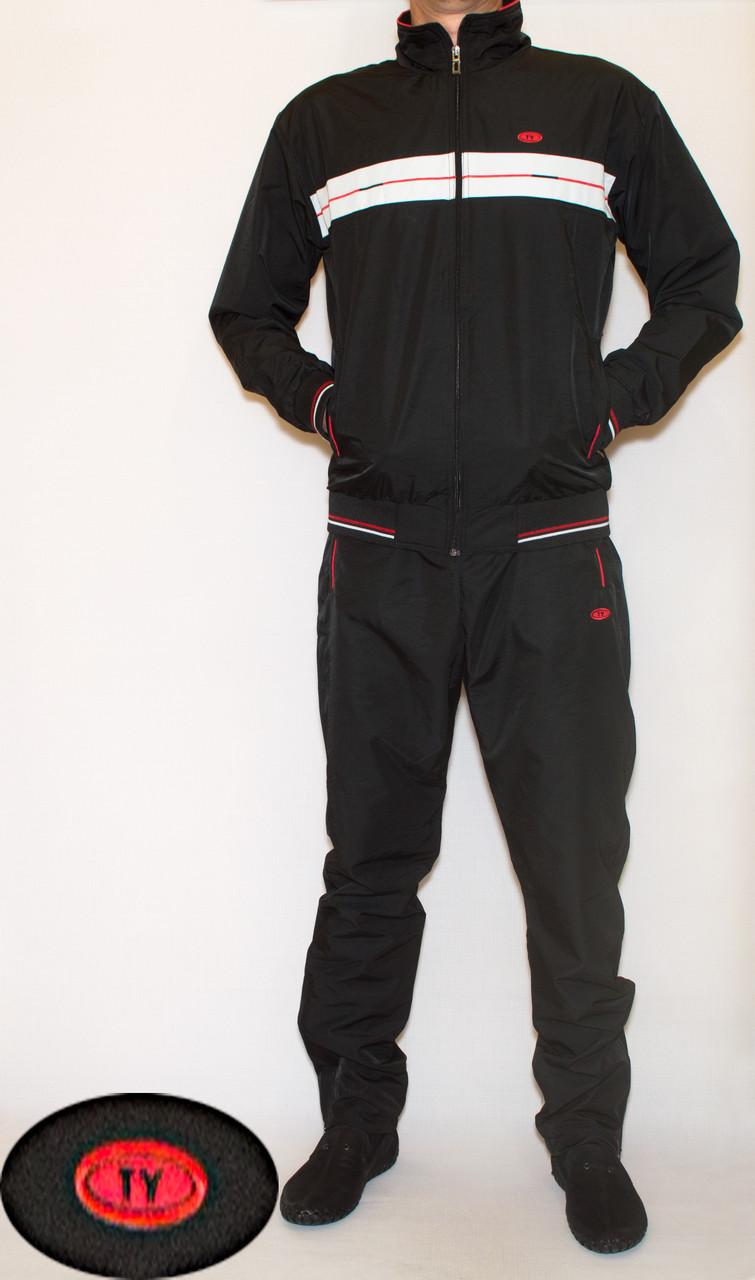Спортивный костюм мужской плащевка Toya S-2XL 7525