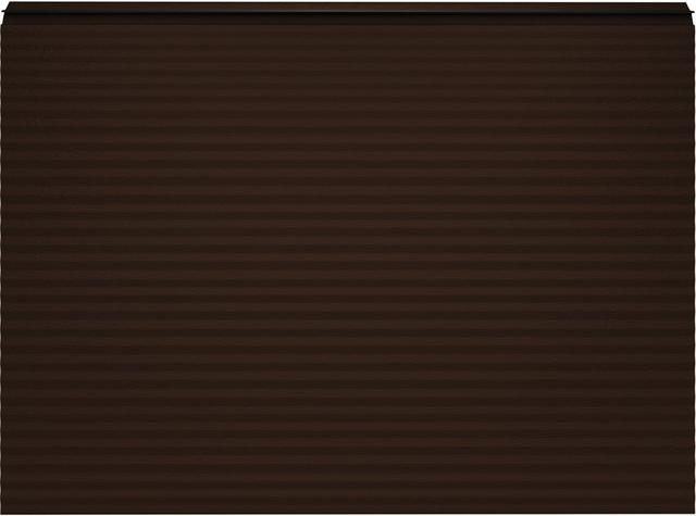 Сэндвич-панель микроволна с цветом внешней стороны RAL8017 (шоколадный)