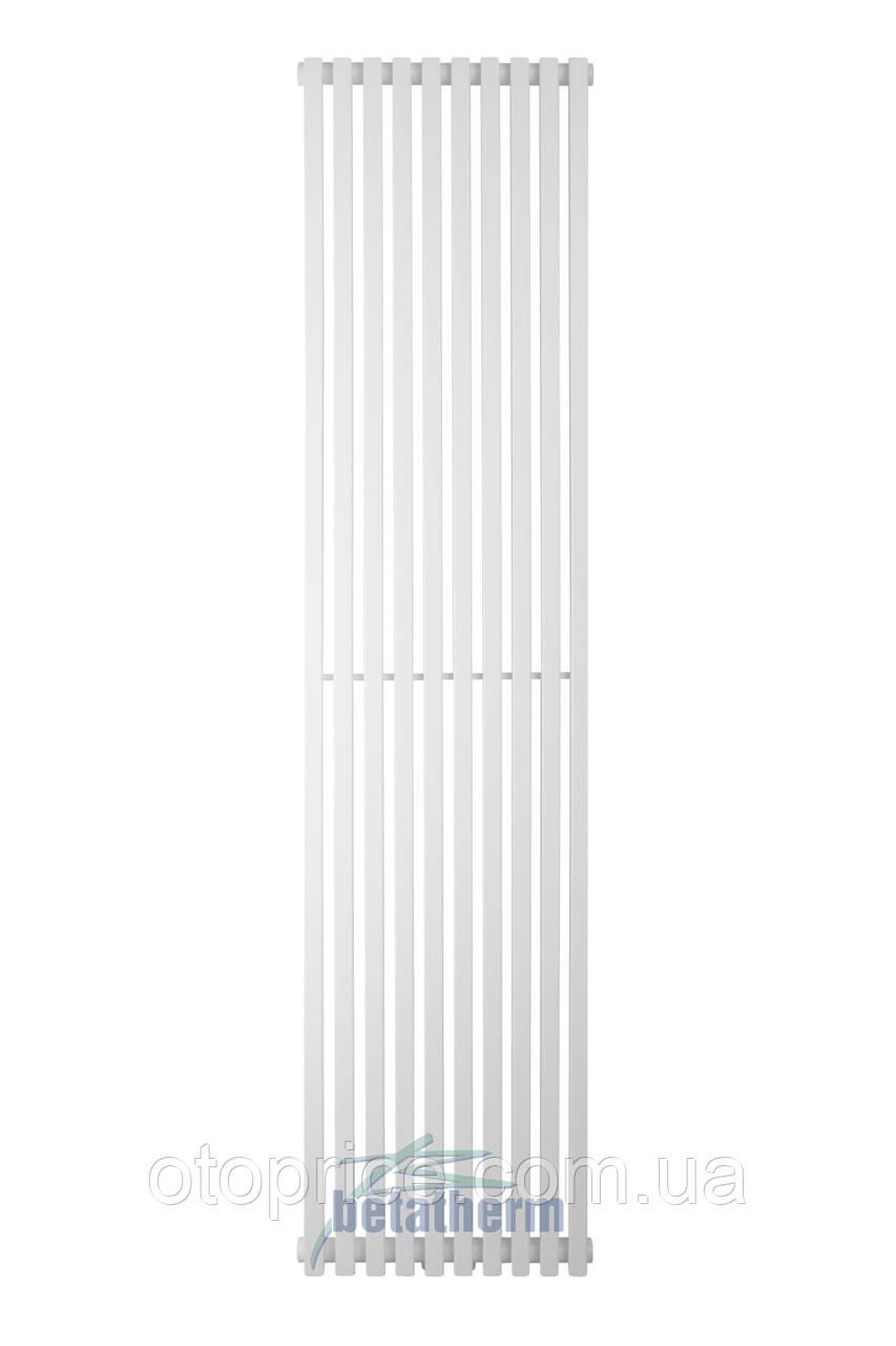 Дизайнерский вертикальный радиатор 1800/405 Quantum 1 Betatherm 11-13 м.кв.
