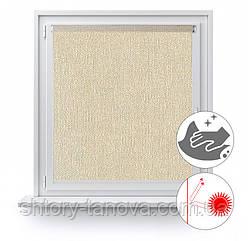 Рулонные шторы отражающие свет Люминис 902