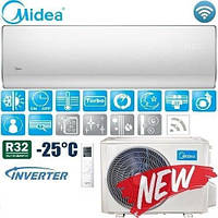 Кондиционер- Midea Ultimate Comfort Inverter New 2018 (-25°C) MT-12N8D6-I