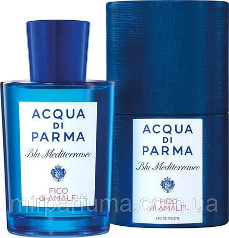 Парфюм унисекс Acqua di Parma Blu Mediterraneo Fico di Amalfi 75 мл Аква ди Парма Фико ди Амалфи, фото 2