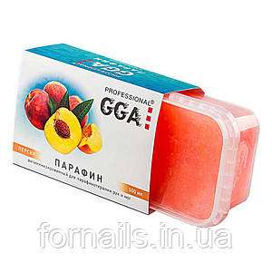 Парафин GGA Professional, 500 мл персик