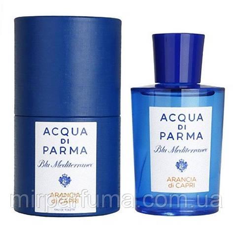 Парфюм унисекс Acqua di Parma Blu Mediterraneo Arancia di Capri 75 мл Аква ди Парма Арансиа ди капри, фото 2