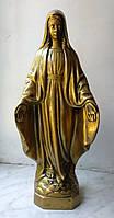 Скульптура Матір Божа маленька