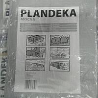 Тент Пландека (серый)