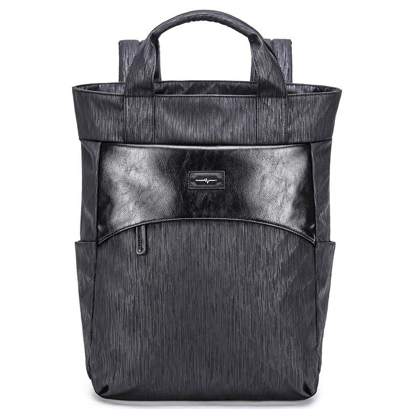 """Городская сумка-рюкзак Tangcool TC8049, с отделением для ноутбука до 15,6"""", из водоотталкивающей ткани, 20л"""