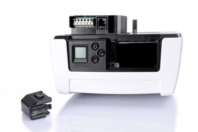 Максимально удобное программирование за счет визуализации настройки на ЖК-дисплее (Comfort 270, Comfort 280)