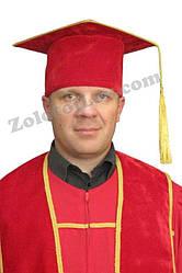 Квадратная шапочка профессора