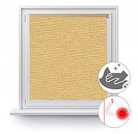 Рулонные шторы на солнечные окна Люминис 930