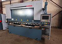 Гибка листового металла 6 метров до 16 мм.