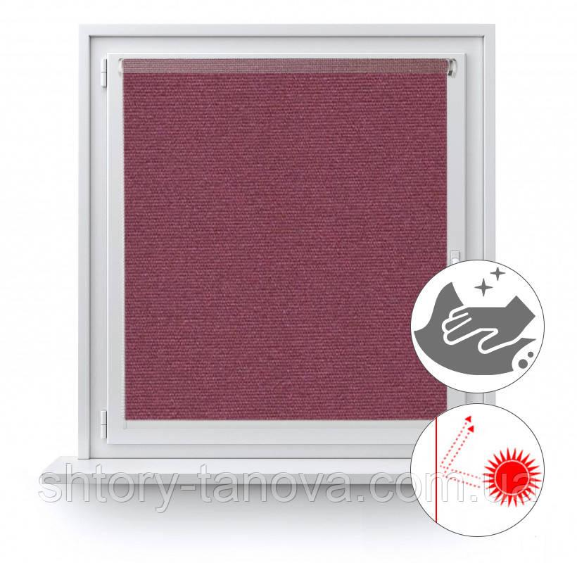 Рулонные шторы светоотражающие Люминис 938