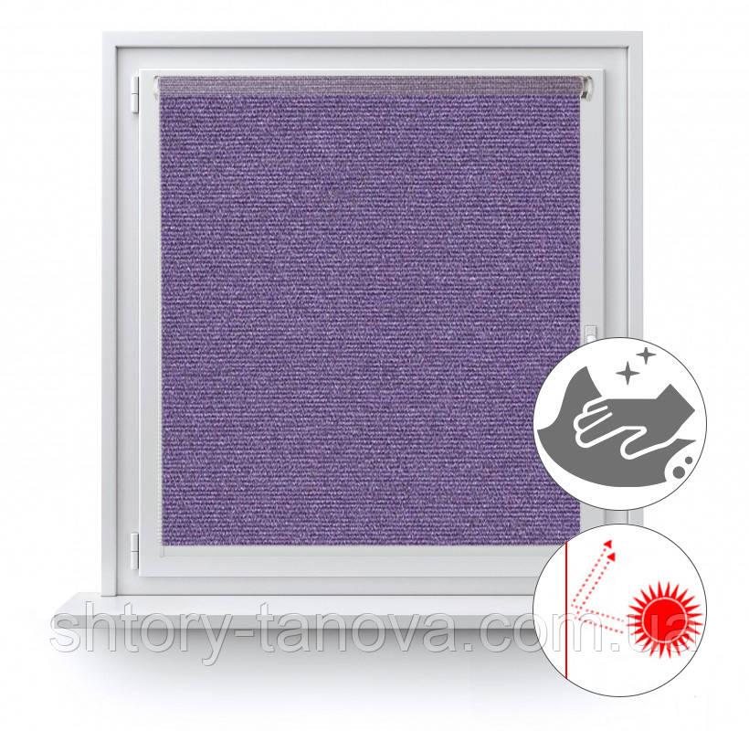 Рулонные шторы  с жемчужным покрытием Люминис 939