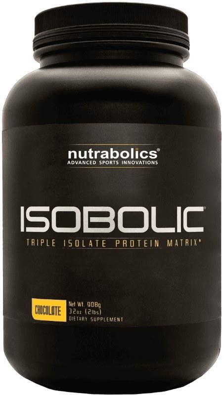 Комплексный протеин Nutra Bolics Isobolic (907 г) нутра болик изоболик банан