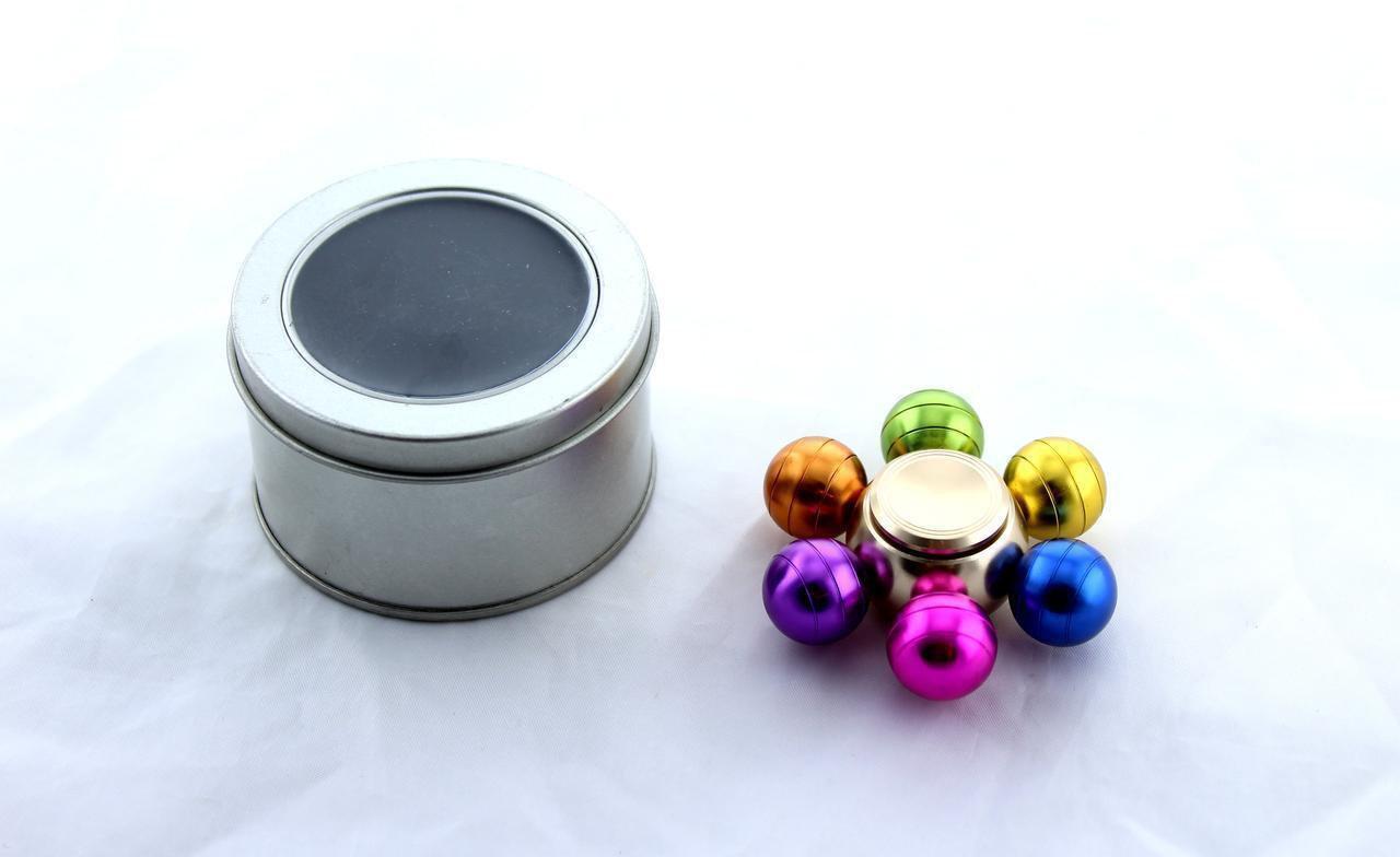 Металлический спинер Toy Spinner SP4