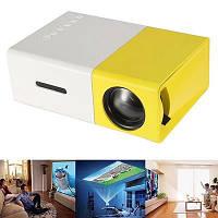 Мини проектор YJ-300 Full HD с динамиком
