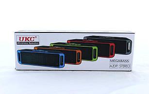 Мобильная колонка блютуз microSD Bluetooth SPS SC-208 BT 3330