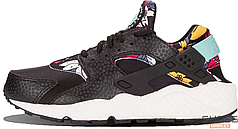 "Женские кроссовки Nike Air Huarache Run Print ""Aloha"" 725076-001, Найк Аир Хуарачи"