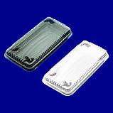 Упаковка для суши арт. 203Т/203В с коричневым и белым дном, фото 3