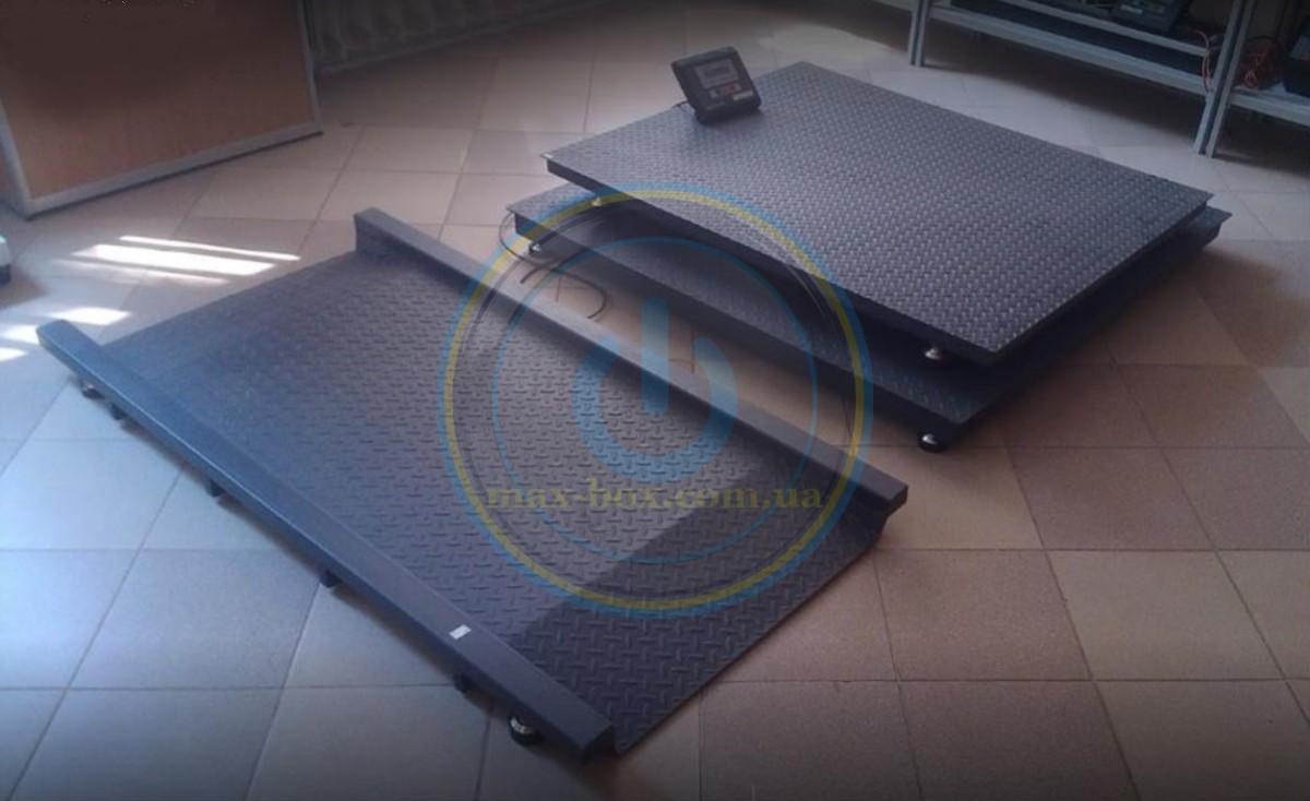 Ваги платформні 3000 кг, НР-3000-4