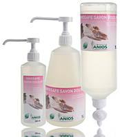 Аниосейф савон ду ХФ(Aniosafe savon doux HF), жидкое мыло для гигиены рук и тела, 1 л