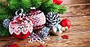 Елочные игрушки, Новогодний декор фигурки