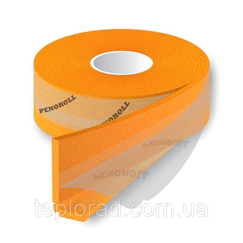 Демпферная лента PENOROLL 10 мм (рулон 50 м)