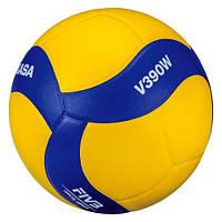 М'яч волейбольний Mikasa V390W р. 5