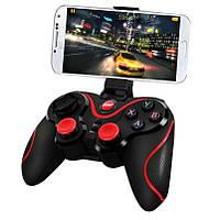 Беспроводной Джойстик Terios X3 для TV, PC iOS, Android - для смартфона, планшета, ТВ приставки, ПК Bluetooth
