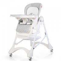 Детский стульчик для кормления CARRELLO Caramel CRL-9501/3 Mirage Grey