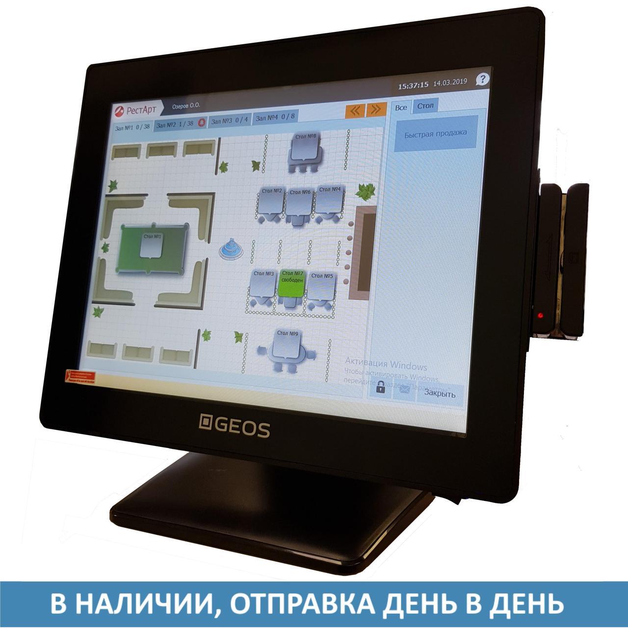 POS-терминал GEOS A1501 Standart