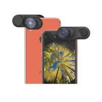 Объектив Olloclip Fisheye + Super-Wide + Macro Essential Lenses для iPhone XR