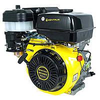 Бензиновый двигатель Кентавр ДВЗ-420Б1X (15,0 л.с., редуктор 1/2, шпонка Ø25,4мм, L=72.2мм)