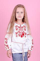 """Вышиванка для девочек  """"Калина"""""""
