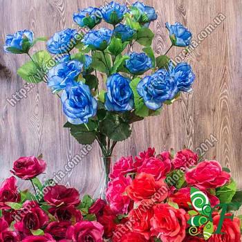 Букет Роза высокая_ микс темный