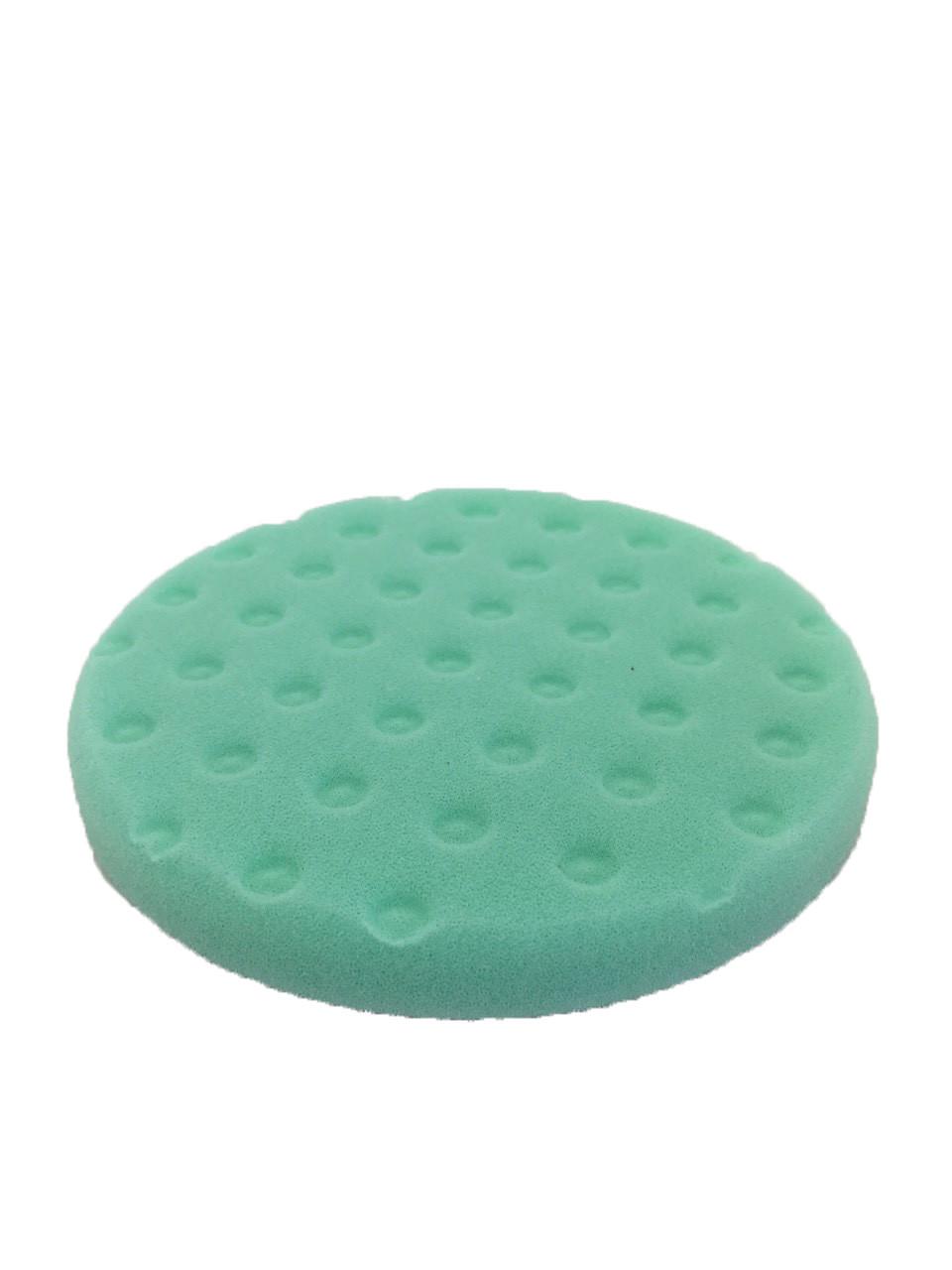 Полировальный круг жесткий антиголограмный - Lake Country Сutback DA Green Foam 150 мм. (78-32650CCS-152)
