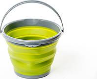 Відро складне силіконове Tramp 10L olive