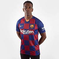 Футбольная форма Барселона 2019-2020 домашняя