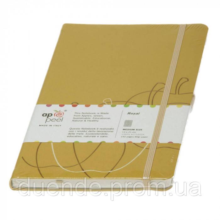 Записная книжка Appeel А5, цвет Золотой / su 14023740