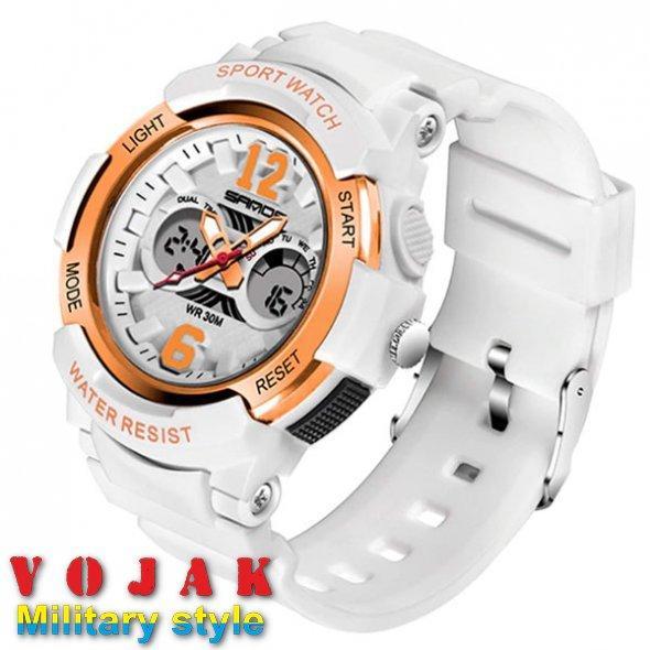Часы SANDA ICEBERG WHITE