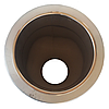Труба-сэндвич дымоходная D-400/460 мм S-1 мм L-1 метр AISI 321 нержавейка/оцинковка - «Stalar», фото 4